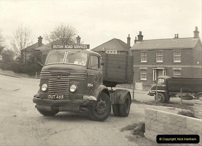 1964 (5) Wallisdown Road, Poole, Dorset. 152