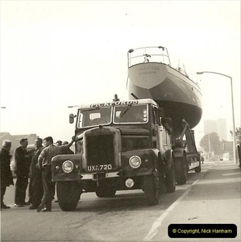 1964 (7) Ringwood Road, Parkstone, Poole, Dorset. 154