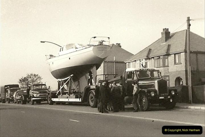 1964 (8) Ringwood Road, Parkstone, Poole, Dorset. 155