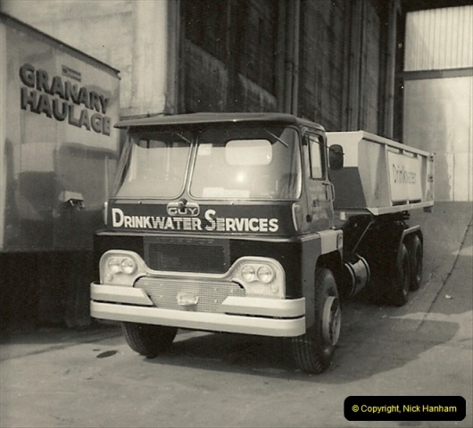 1965 (10) Earls Court Commercial Motor Show, London. 190