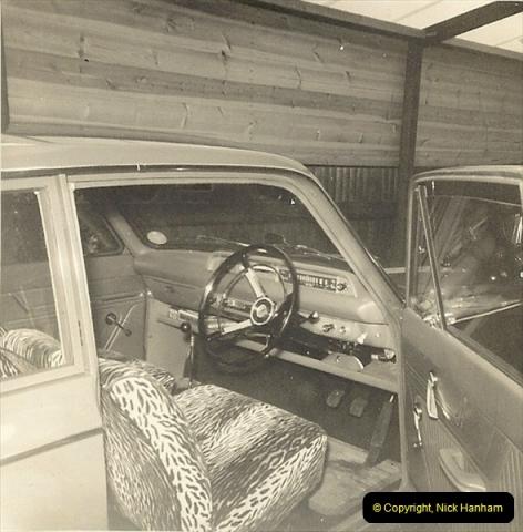 1965 (2) Ford Corsair BTK 91C182