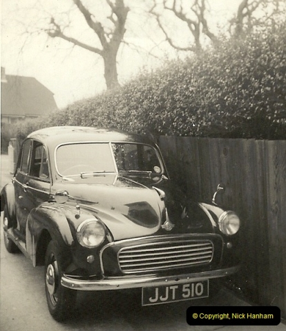 1965 (4) My late Stepfather's Morris Minor with split screen184