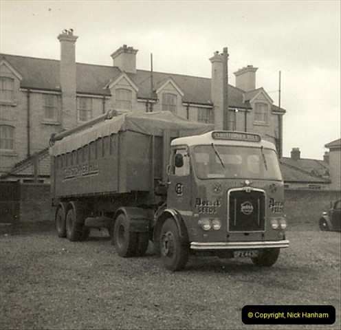 1965 (6) Poole Quay, Poole, Dorset.186