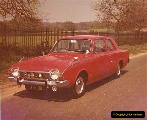 1965. Your Host's third car. Poole, Dorset (2)197