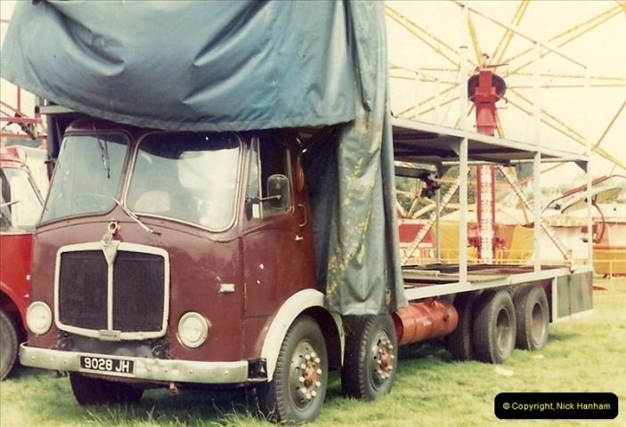 1981 (5) August in Swanage, Dorset271