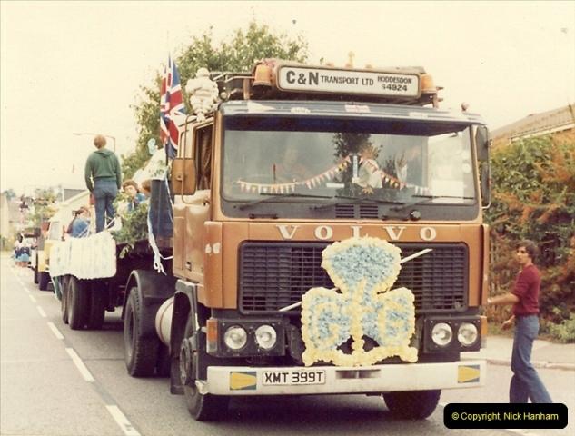 1981 (8) September in Hoddesdon, Hertfordshire275