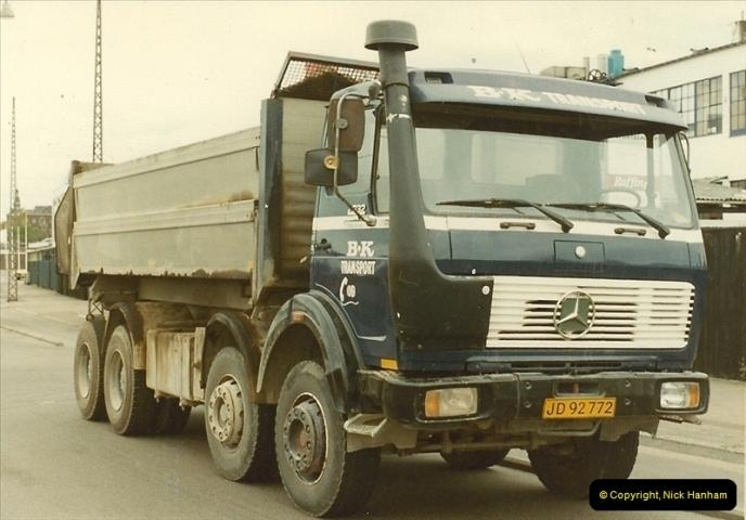 1983 (2) July in Copenhagen, Denmark.288