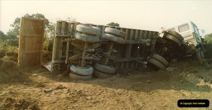 1983 (3) October Near Morlaix, France.289