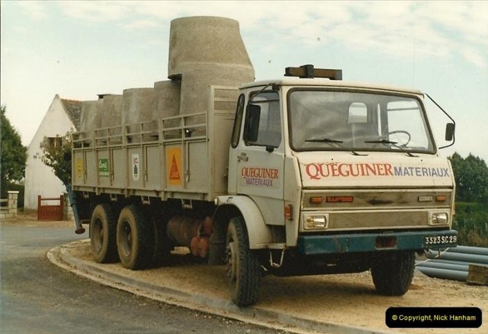 1983 (4) October Near Morlaix, France.290