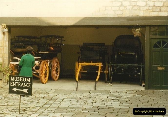 1984-02 Bath Coach Museum, Bath, Somerset.  (1)293