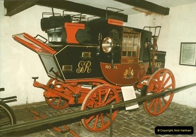 1984-02 Bath Coach Museum, Bath, Somerset.  (3)295
