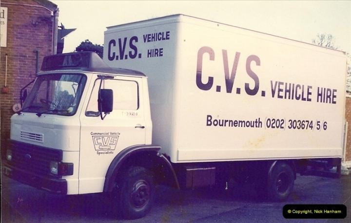 1984 (2) April in Bournemouth, Dorset.304