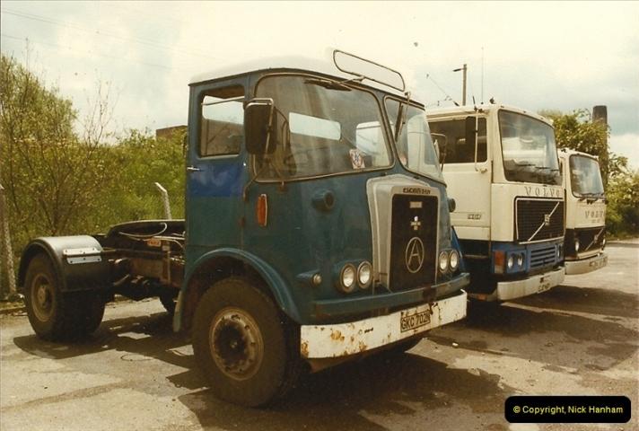 1984 (3) June in Hoddesdon, Hertfordshire. 305