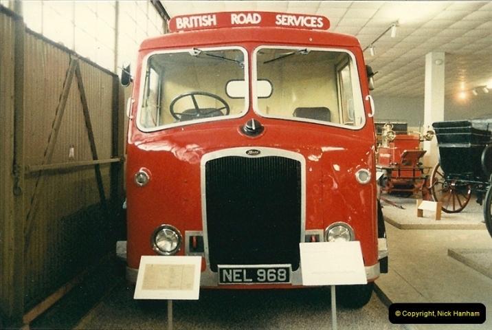 1985 (2) March in Bristol Museum313