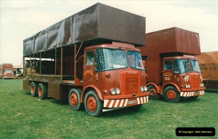 1985 September 12. Alder Road, Parkstone, Poole, Dorset.  (3)331