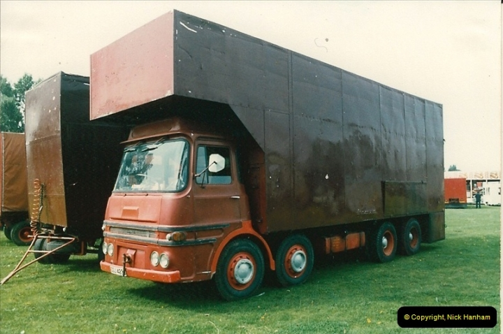 1985 September 12. Alder Road, Parkstone, Poole, Dorset.  (5)333