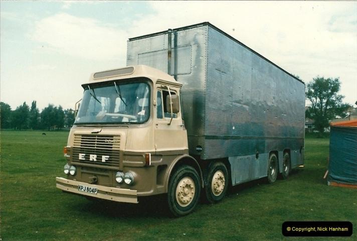 1985 September 12. Alder Road, Parkstone, Poole, Dorset.  (6)334