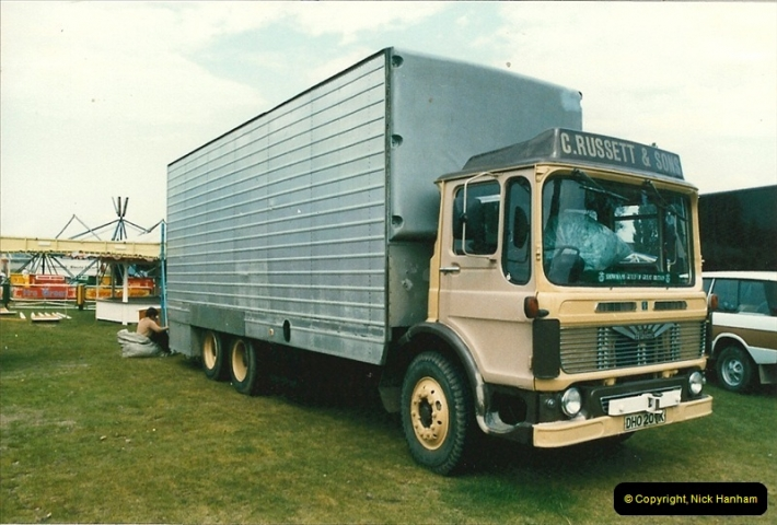 1985 September 12. Alder Road, Parkstone, Poole, Dorset.  (9)337