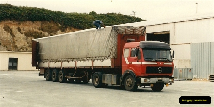1986-07-10 Roscoff, France.   (4)358