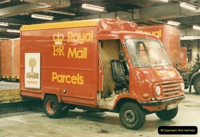 1986-08-08 Royal Mail, Bournemouth, Dorset (1)365