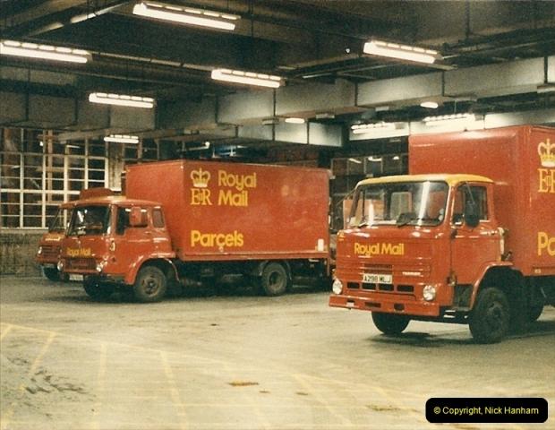 1986-08-08 Royal Mail, Bournemouth, Dorset (2)366