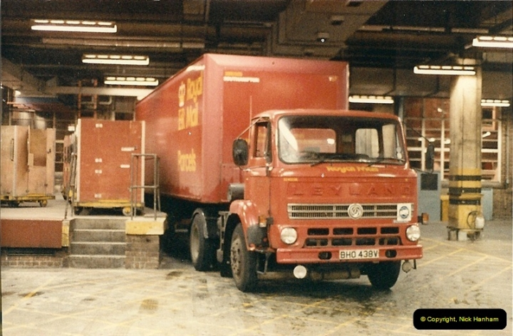 1986-08-08 Royal Mail, Bournemouth, Dorset (3)367