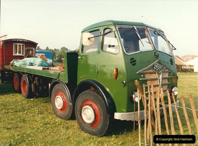 1987-05-24 Swanage, Dorset.  (2)372