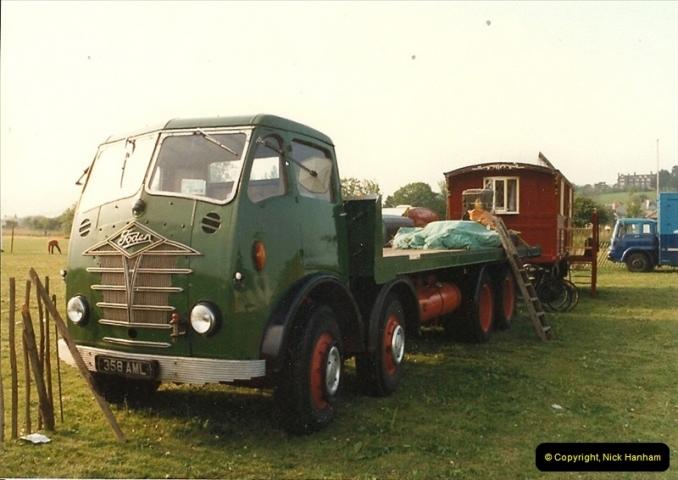 1987-05-24 Swanage, Dorset.  (3)373