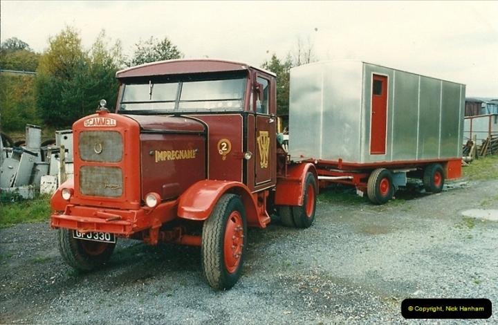 1987-10-13 At the Dart Valley Railway, Devon. (1)386