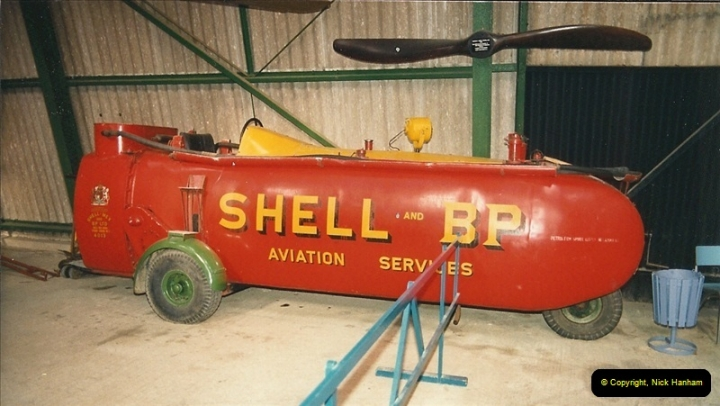 1989-02-22 The Shuttleworth Collection, Biggleswade, Bedfordshire.  (3)431