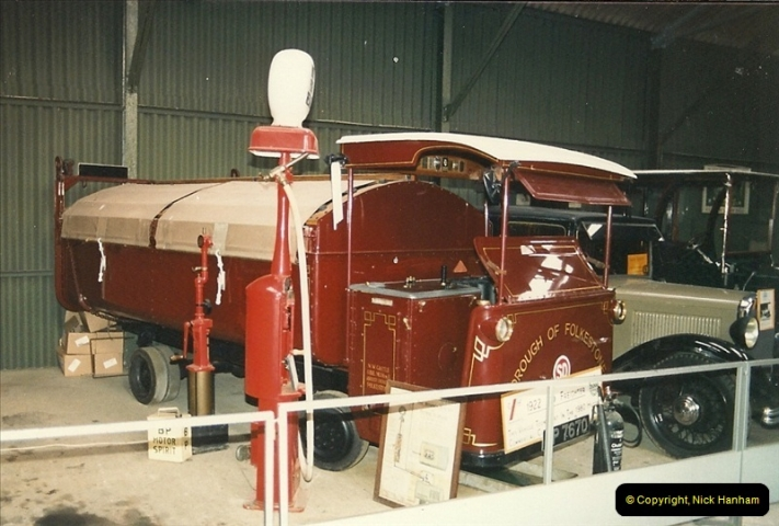 1989-02-22 The Shuttleworth Collection, Biggleswade, Bedfordshire.  (4)432