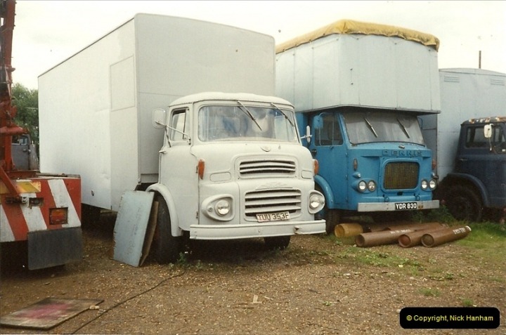 1989-09-03 Hoddesdon, Hertfordshire.  (12)451