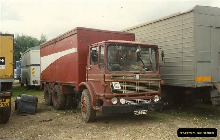 1989-09-03 Hoddesdon, Hertfordshire.  (9)448