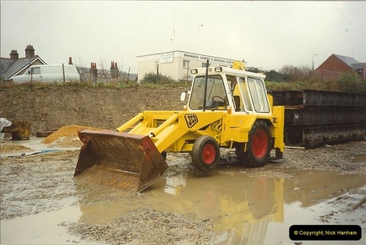 1990-02-09 Swanage, Dorset.  (2)469
