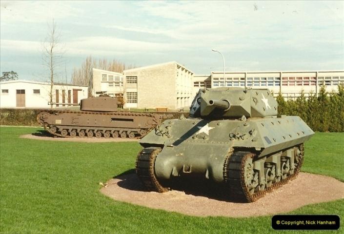 1990-02-20. Arromanches, France.  (2)476