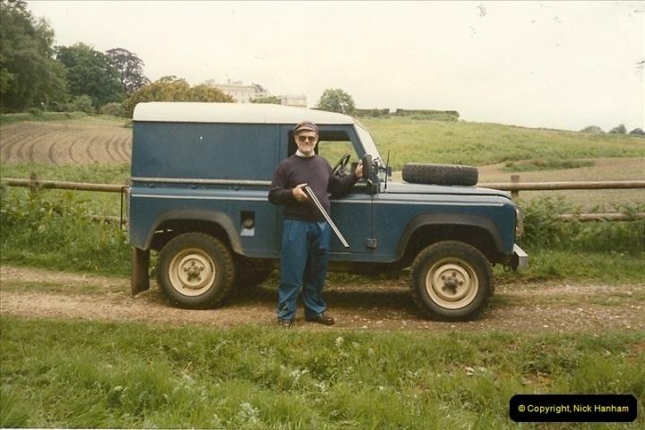 1990-06-05. Somerley House, Ringwood, Hampshire.482