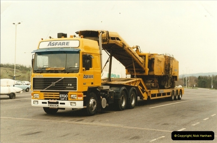 1991-03-24 Michaelwood Services M5.  (6)500