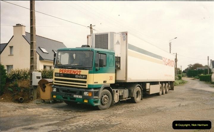 1991-11-02 Locquenole, Morlaix, France.  (2)507