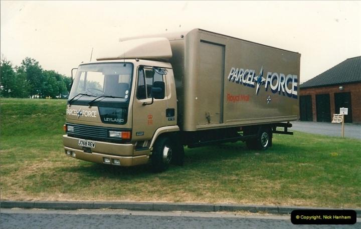 1992-05-28 Milton Keynes, Buckinghamshire.  Post Office Exhibition.  (3)515