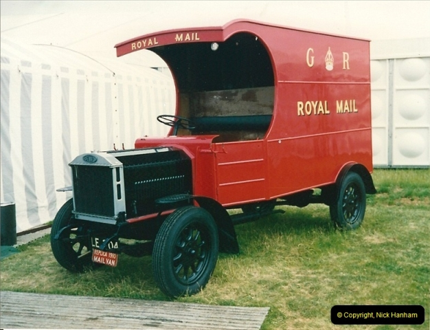 1992-05-28 Milton Keynes, Buckinghamshire.  Post Office Exhibition.  (6)518