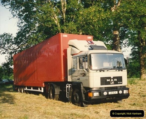 1992-06-12 Kingston Lacy House, Wimborne, Dorset.519