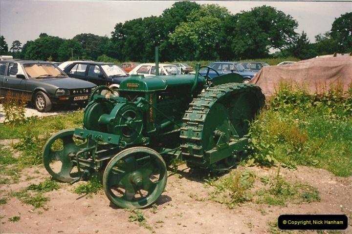 1992-06-14. Stapehill Abbey, Dorset. (1)520