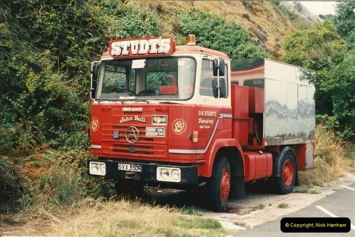 1992-07-19 Swansea, South Wales.  (1)528