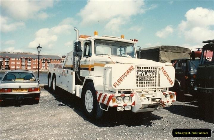 1992-07-19 Swansea, South Wales.  (2)529