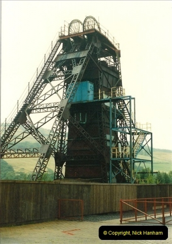 1992-08. Cefn Coed Mine, South Wales.534
