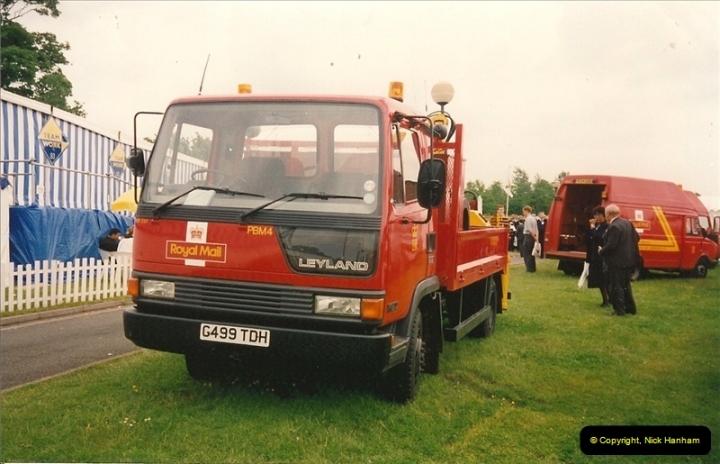 1993-06-02 Milton Keynes, Buckinghamshire.  Post Office Exhibition.  (1)544
