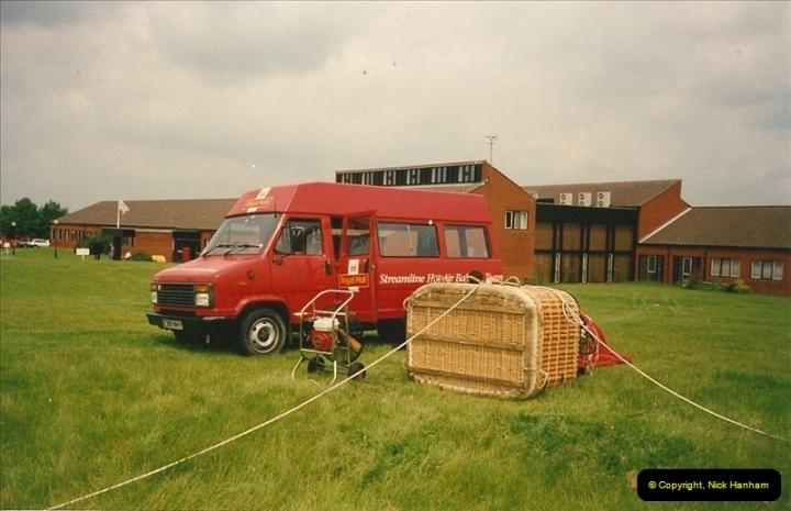1993-06-02 Milton Keynes, Buckinghamshire.  Post Office Exhibition.  (3)546