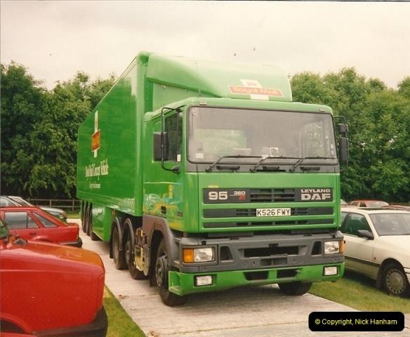 1993-06-02 Milton Keynes, Buckinghamshire.  Post Office Exhibition.  (5)548