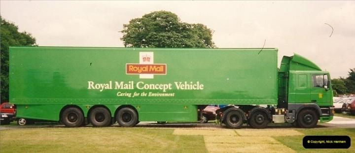 1993-06-02 Milton Keynes, Buckinghamshire.  Post Office Exhibition.  (7)550