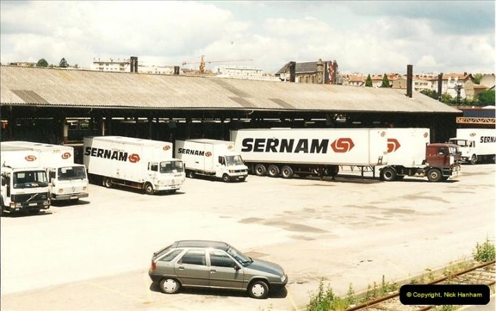 1995-06-01 Limoges, France.  (2)627